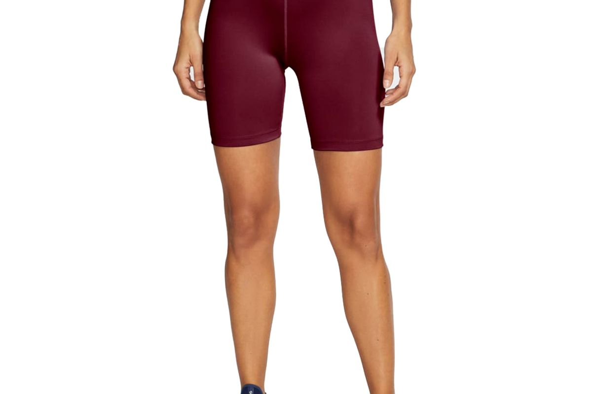 nike one womens 7 inch shorts