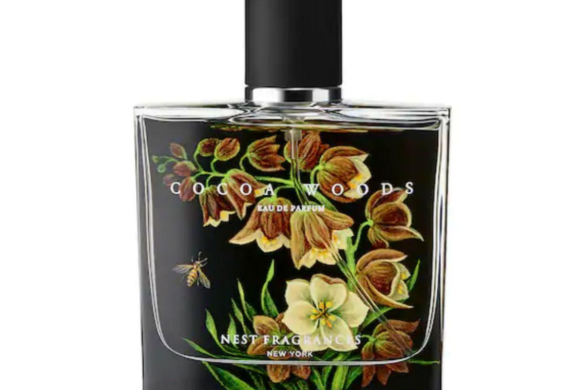 nest fragrances cocoa woods eau de parfum