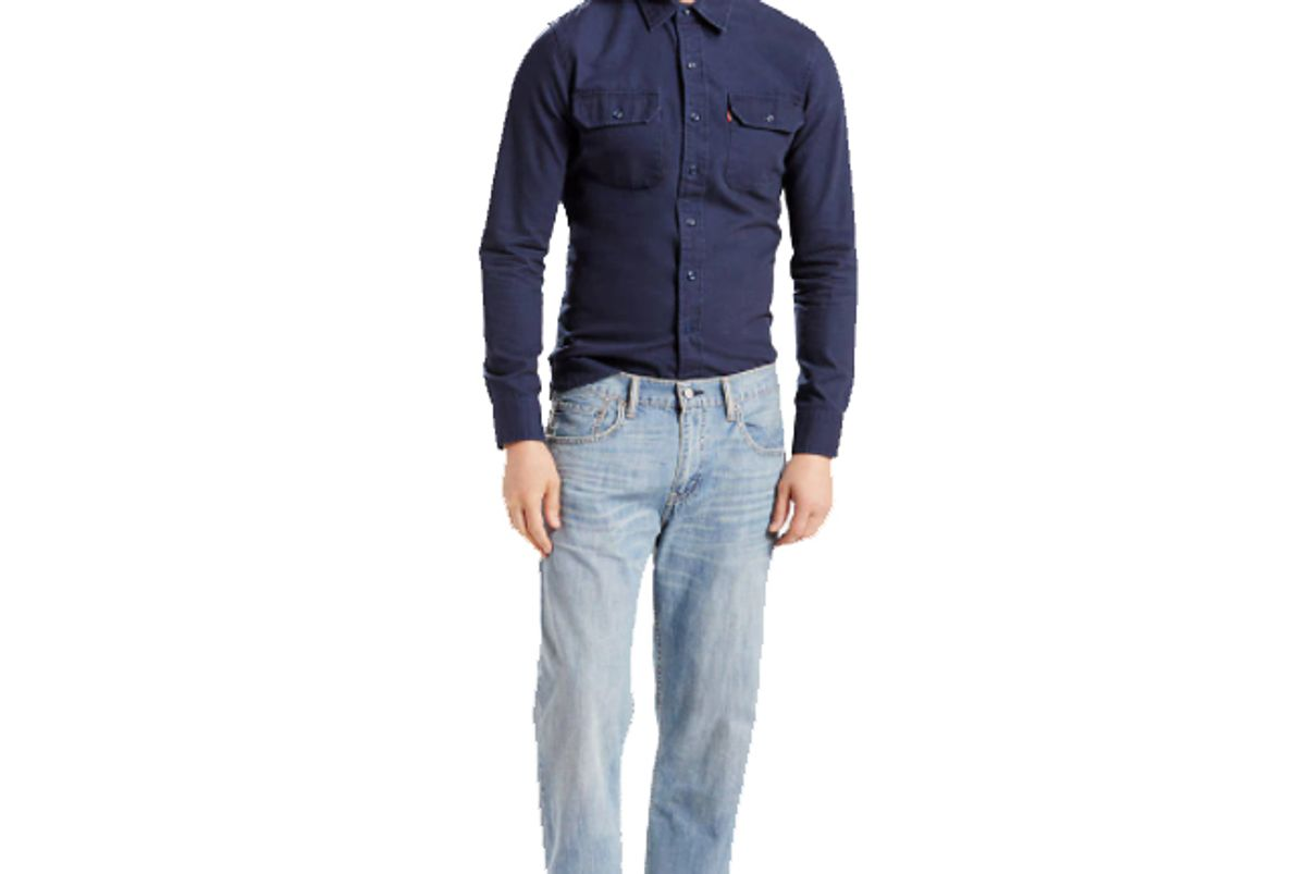 levi's 569 loose straight fit mens jeans