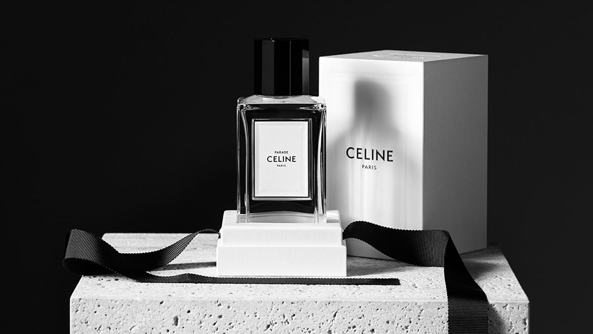celine first fragrance collection