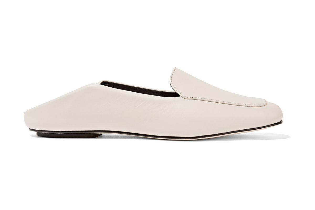 Cecil leather slippers