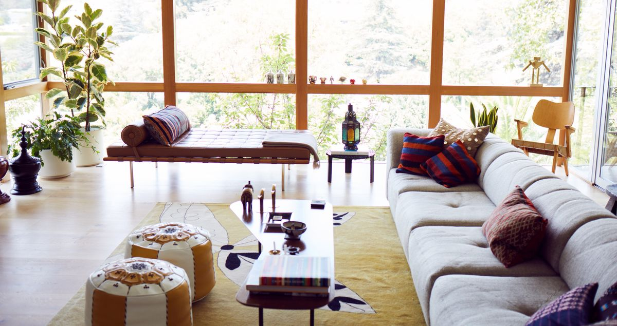 Inside Ramya Giangola's Eclectic L.A. Oasis
