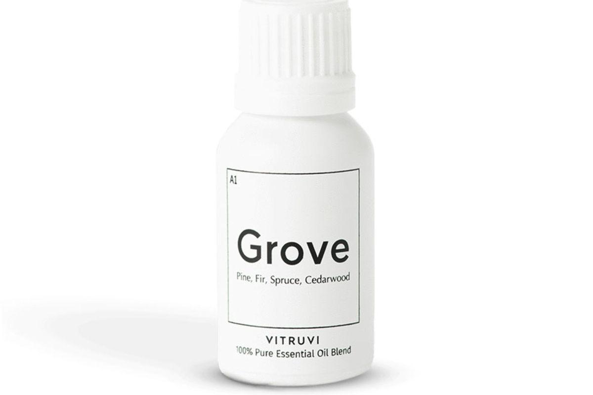 vitruvi grove essential oil blend shop