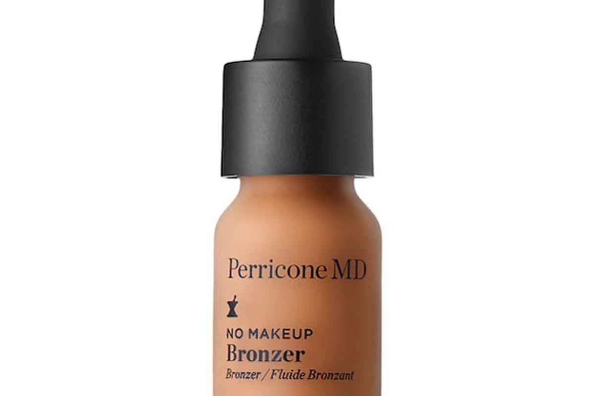 perricone md no makeup bronzer borad spectrum spf 20