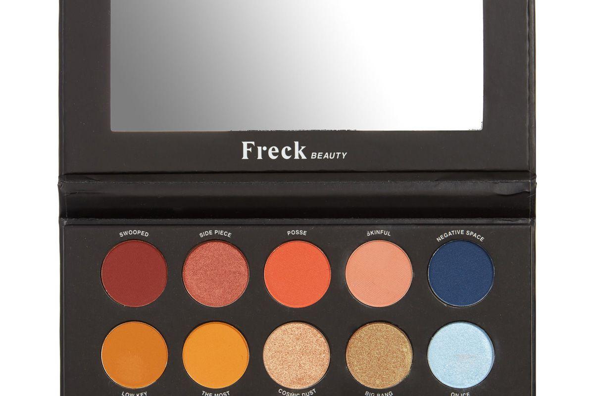freck ufomfg pressed pigment palette