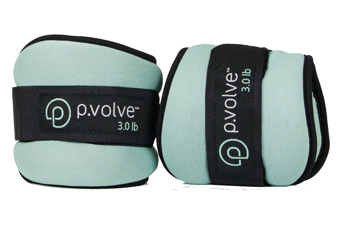 p volve 3 lb ankle weights