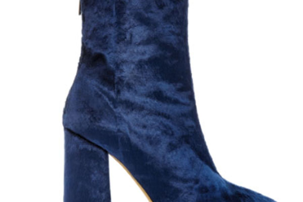 Desmond Velvet Boots