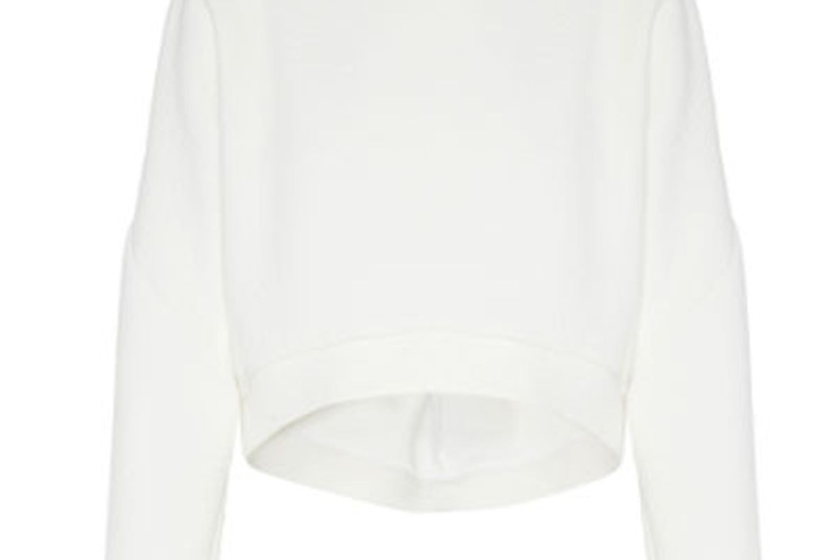 Occurrence Cropped Sweater