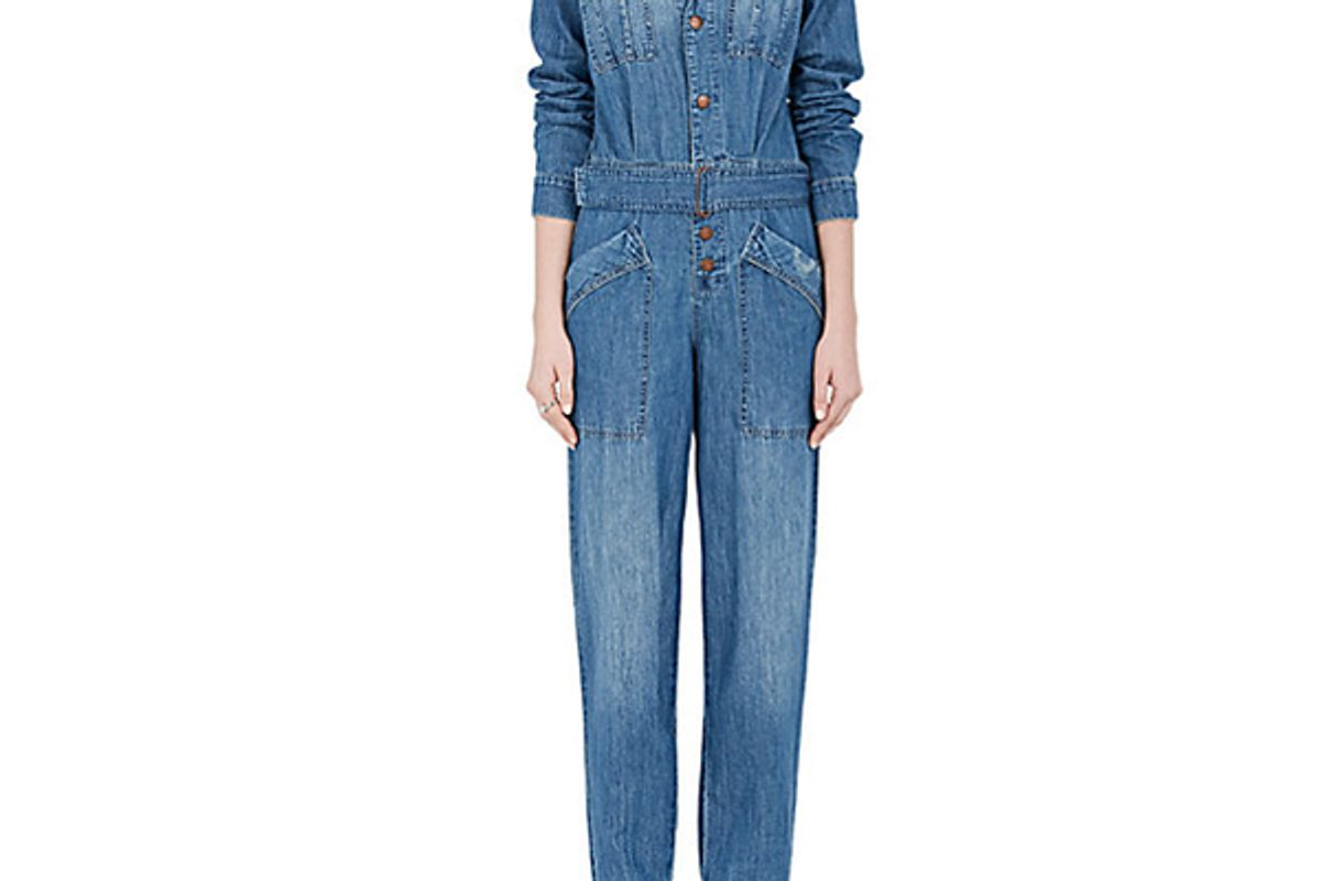 The Whitney Cotton Jumpsuit