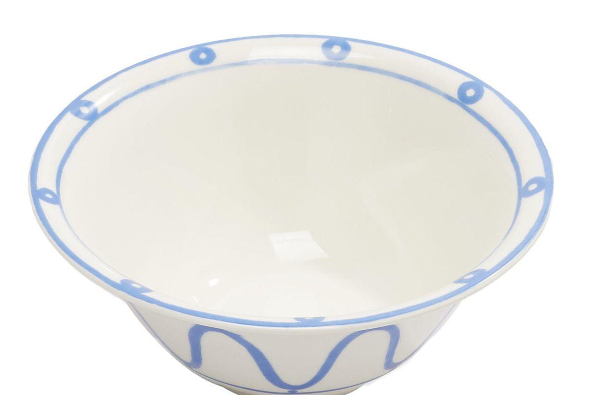 themis z serenity porcelain salad bowl