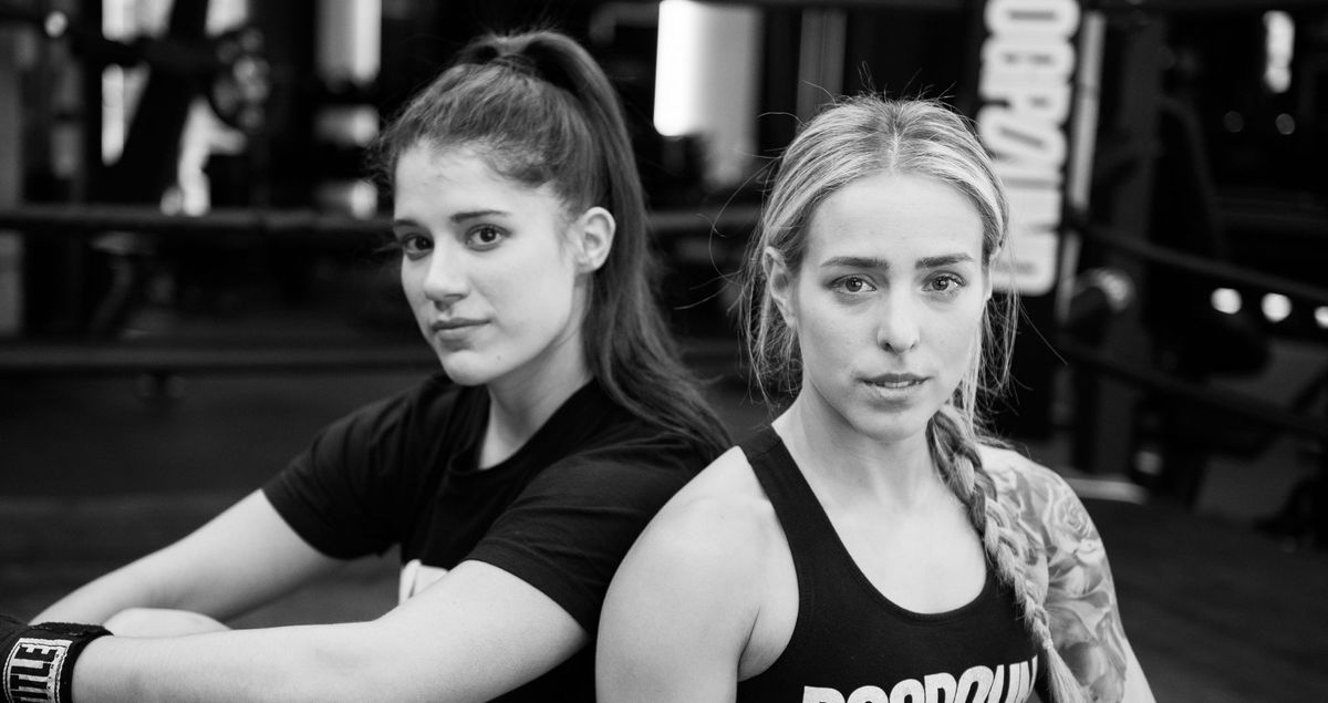 The Most Badass Model Boxing Workout