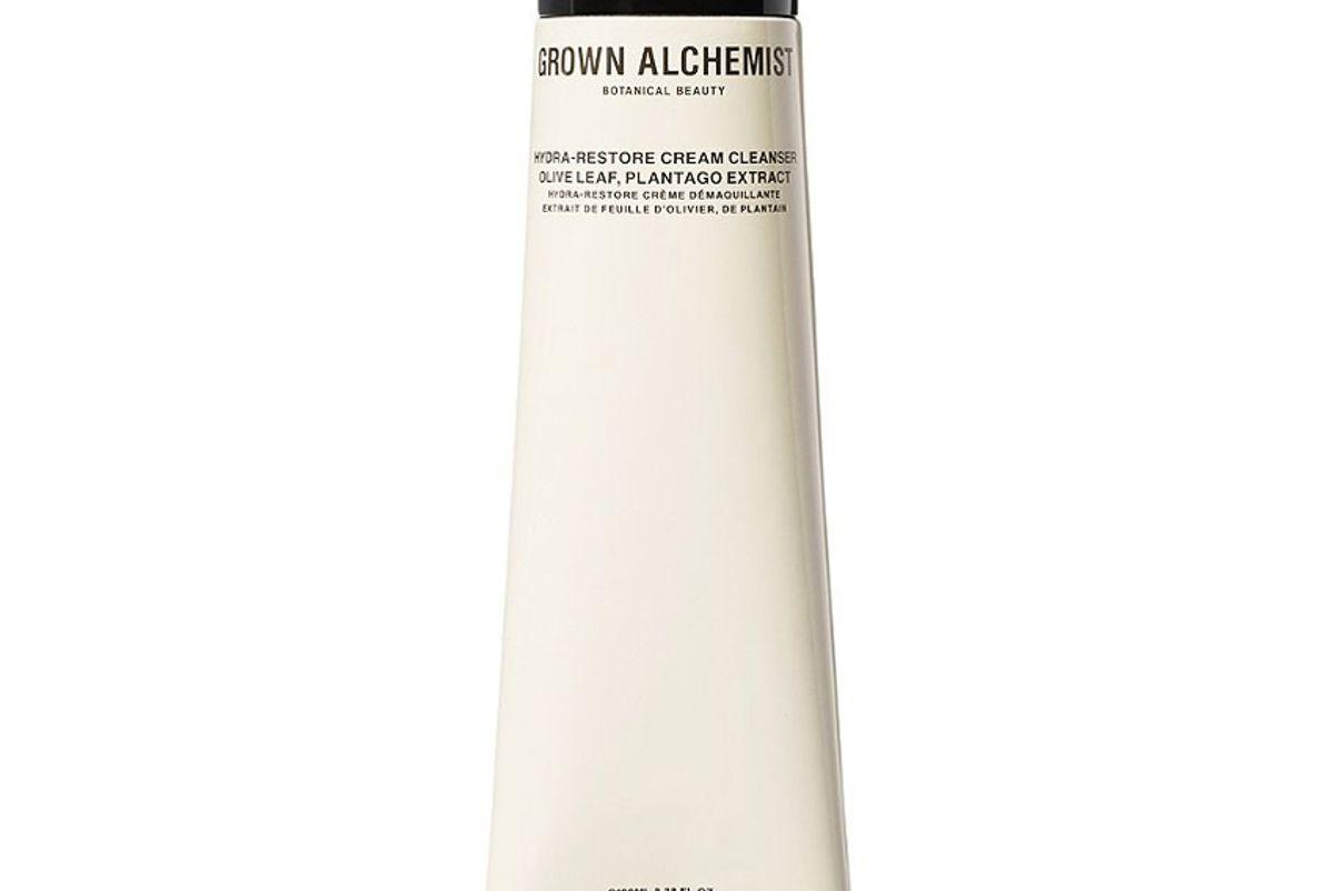 grown alchemist hydra restore cream cleanser