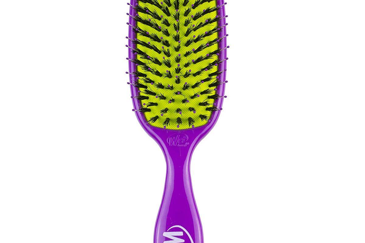 wetbrush shine enhancer hair brush