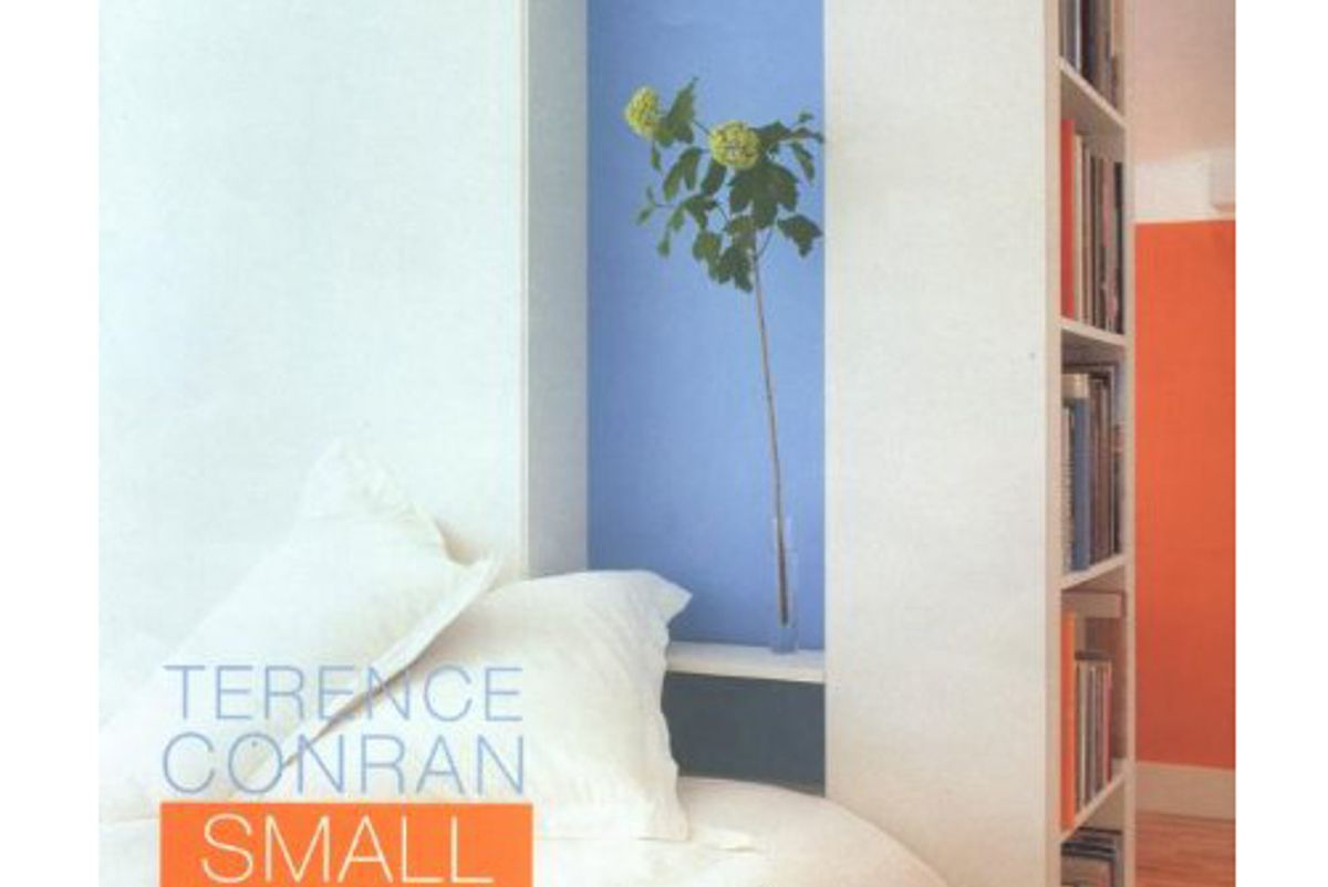 terence conran small spaces inspiring ideas and creative solutions