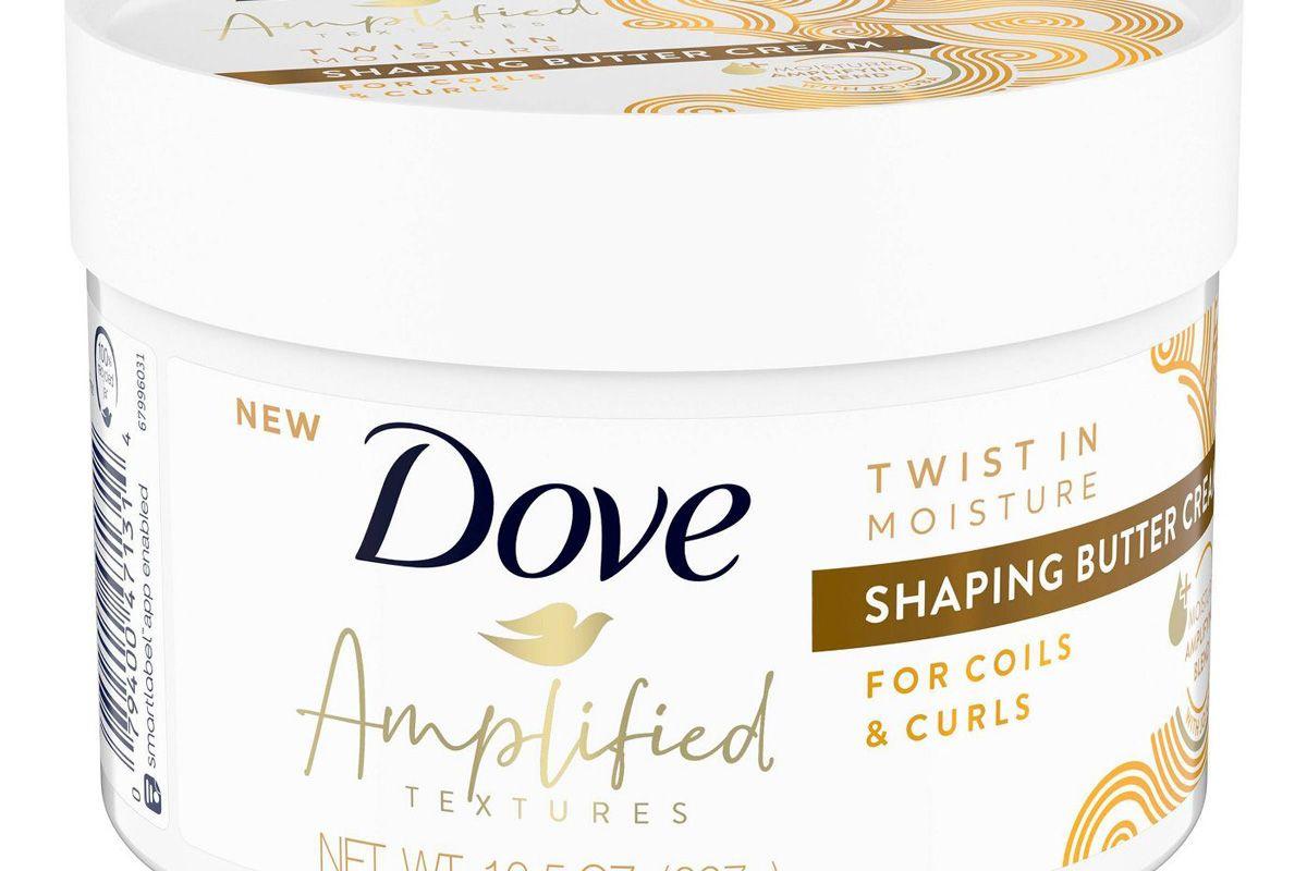 dove twist in moisture shaping butter cream