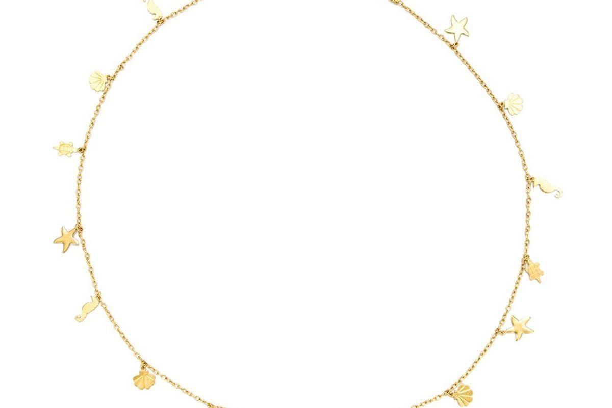 Hawaii Charm Necklace