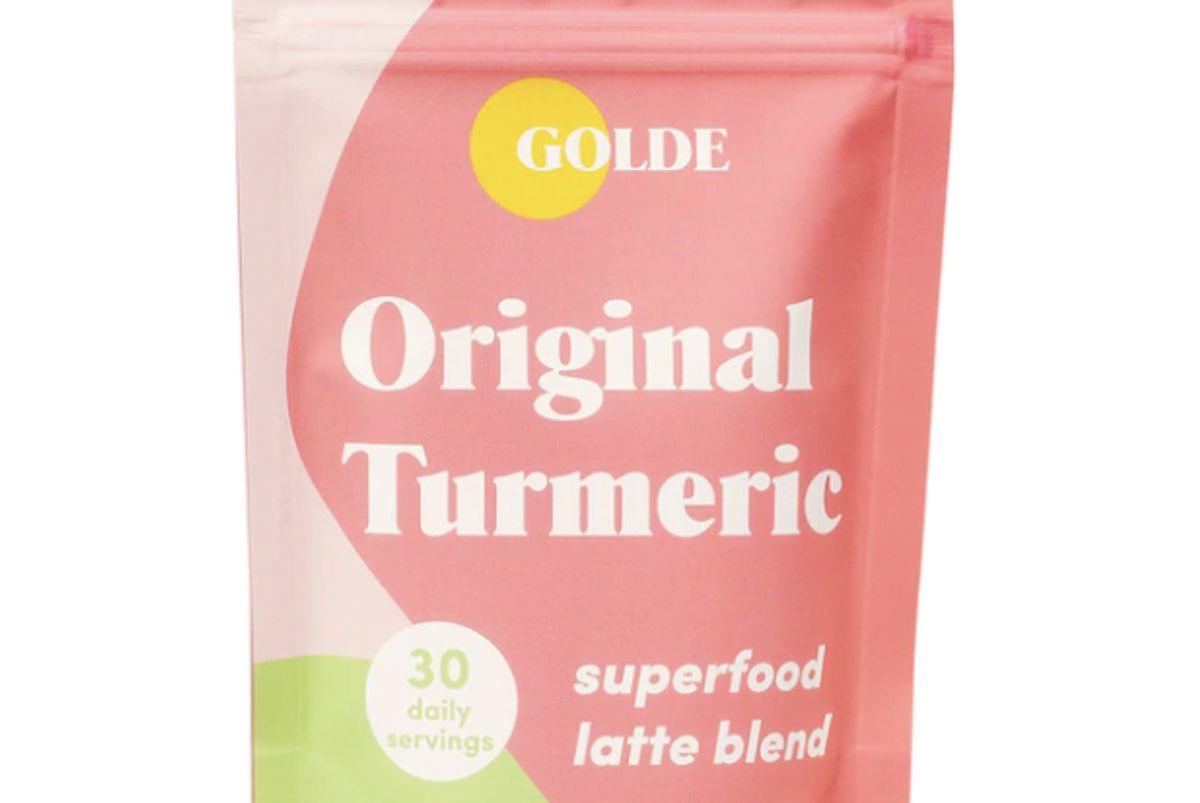 golde original turmeric latte blend