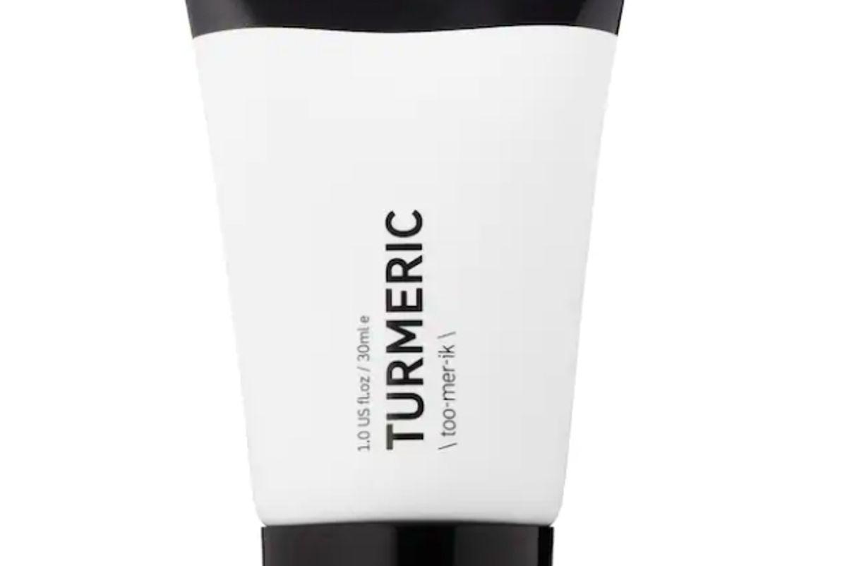 the inkey list turmeric brightening moisturizer