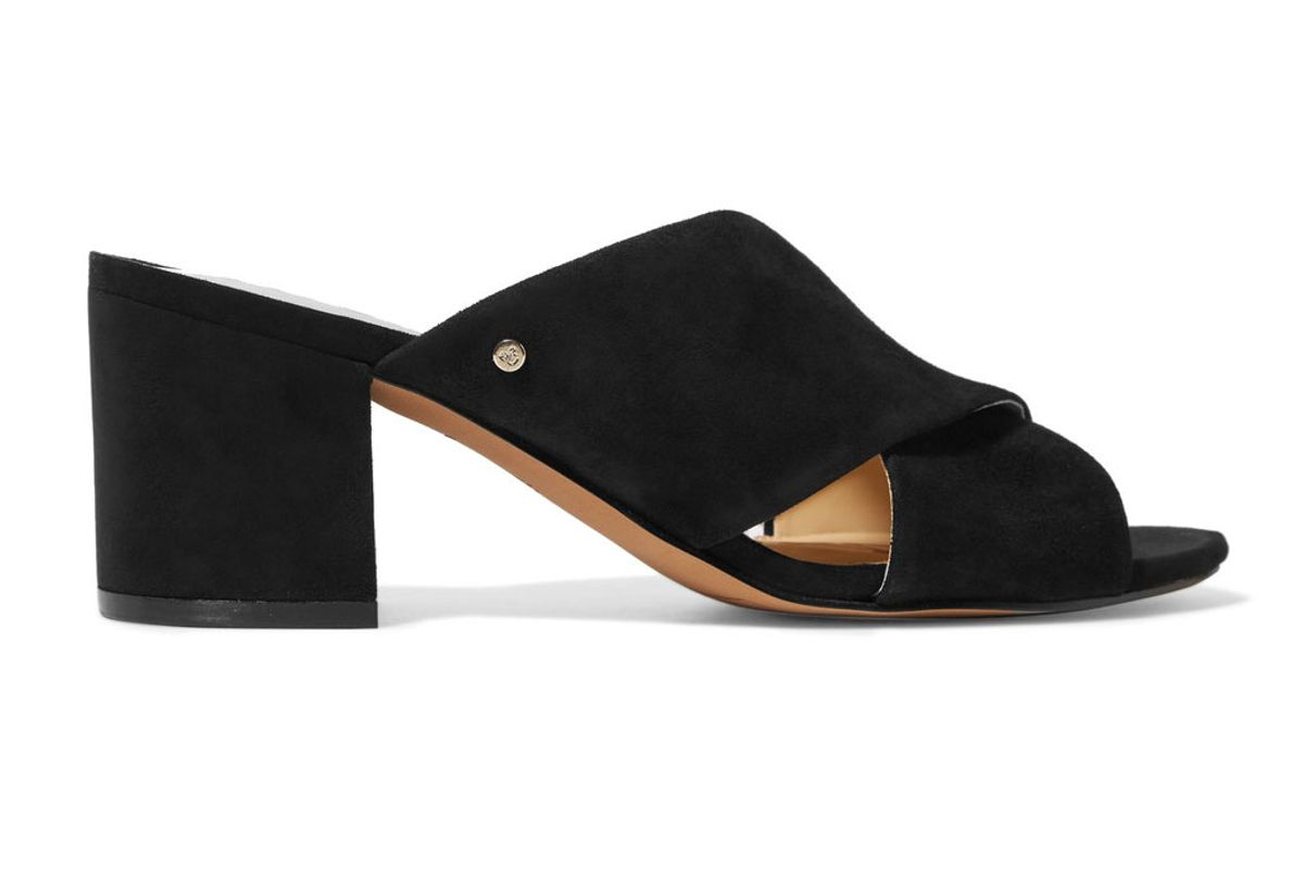 Stanley Suede Mules
