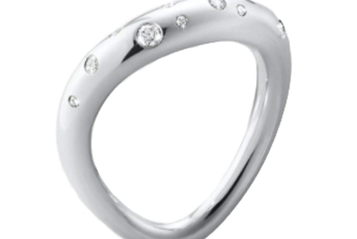 georg jensen jewelry offspring 433a diamond ring
