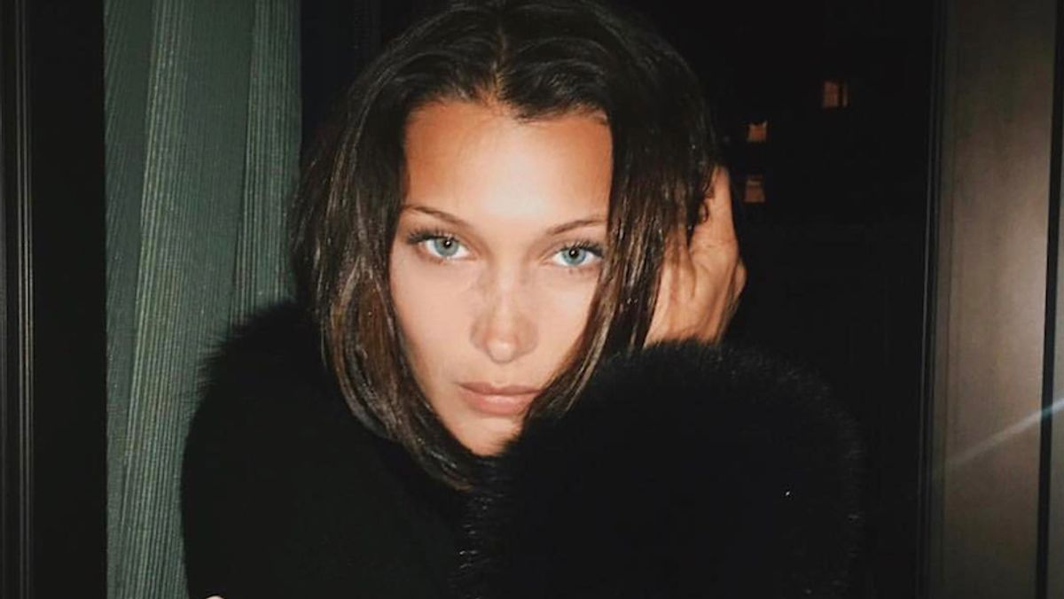 Bella Hadid Probably Loves This '90s Movie Just as Much as You Do