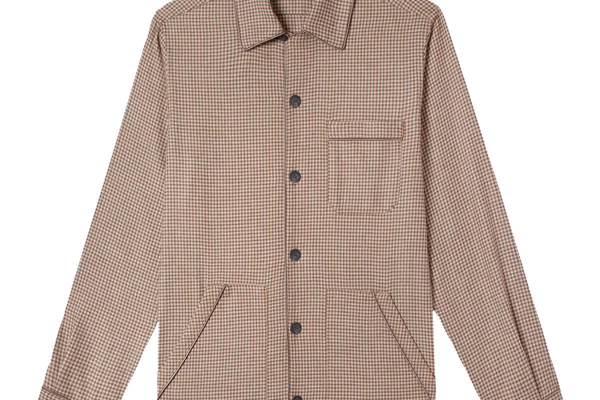 teddy vonranson bolke shirt jacket