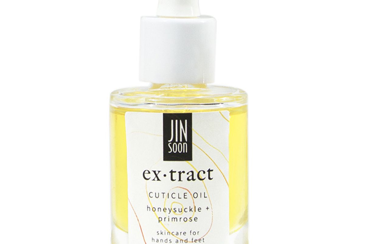 jinsoon ex tract honeysuckle and primrose cuticle oil