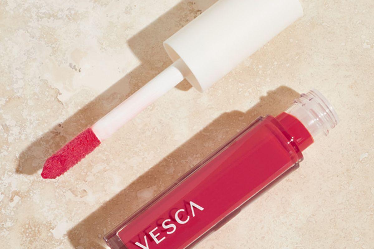 vesca beauty lush glow creamy lip oil