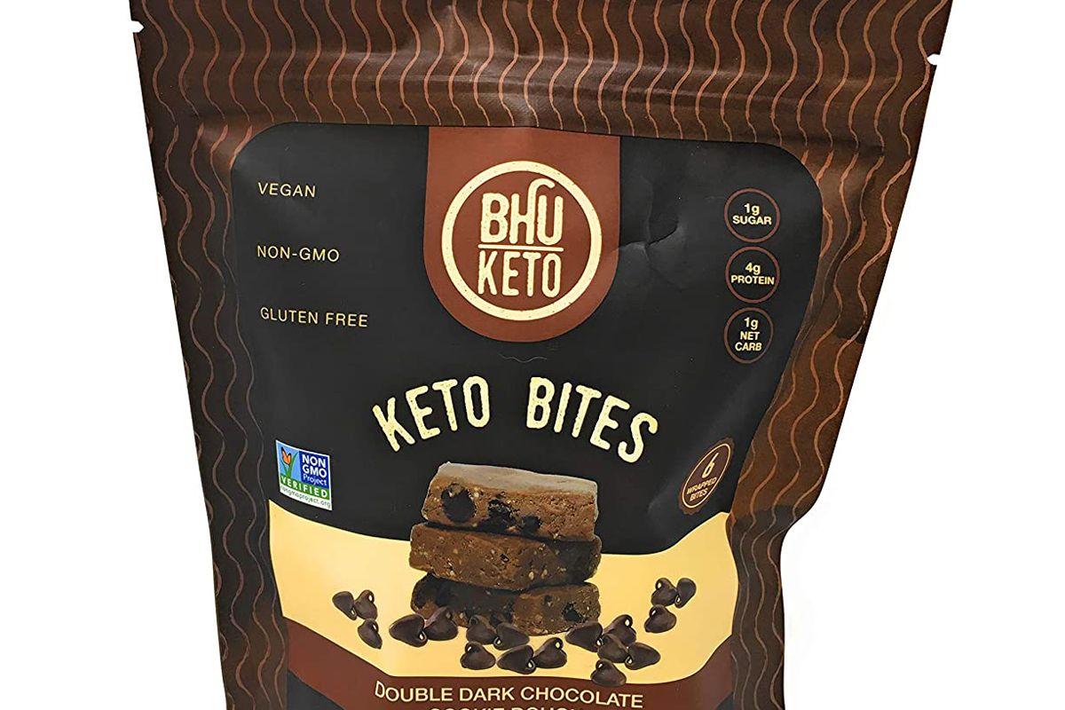 bhu foods cookies keto double dark chocolate chip