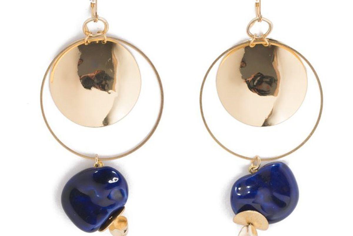 mounser yves earrings