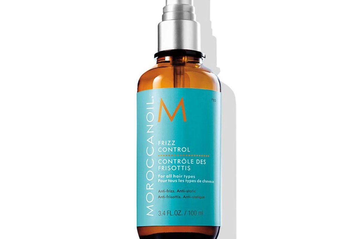 moroccan oil frizz control spray