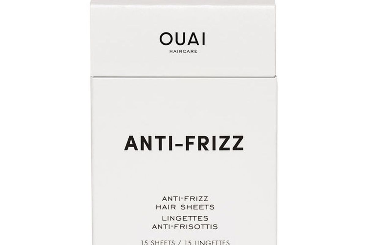 the ouai anti frizz hair sheets