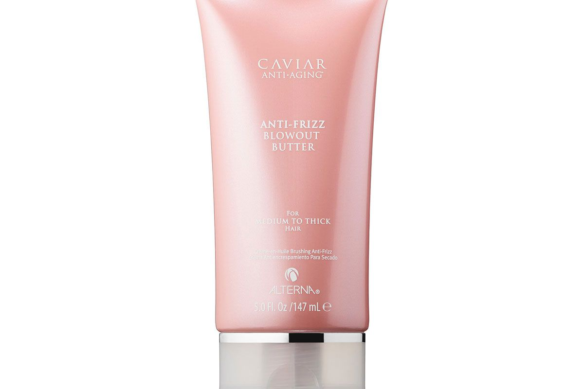 alterna haircare caviar anti-aging anti-frizz blowout butter