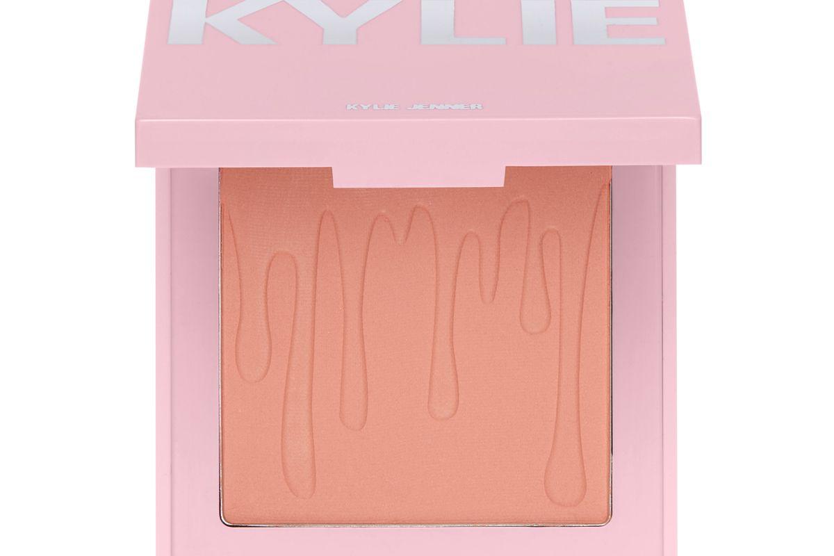 kylie cosmetics kitten baby blush