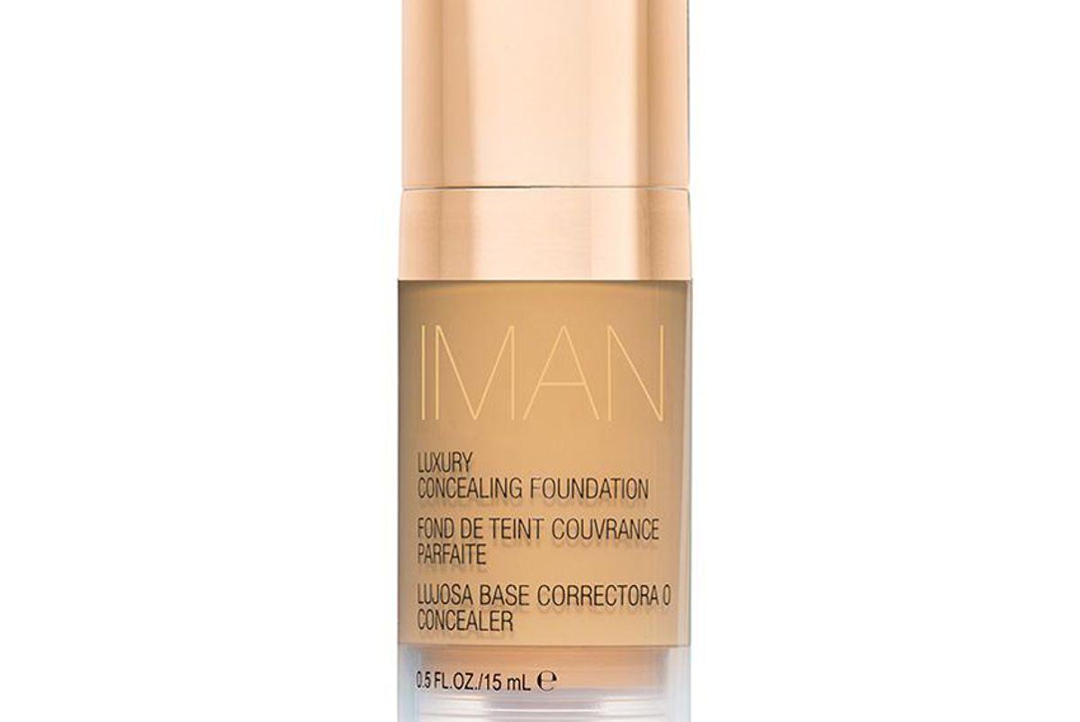 iman cosmetics luxury concealing foundation