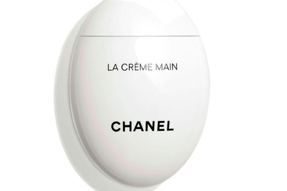 chanel no. 5 leau on hand creme