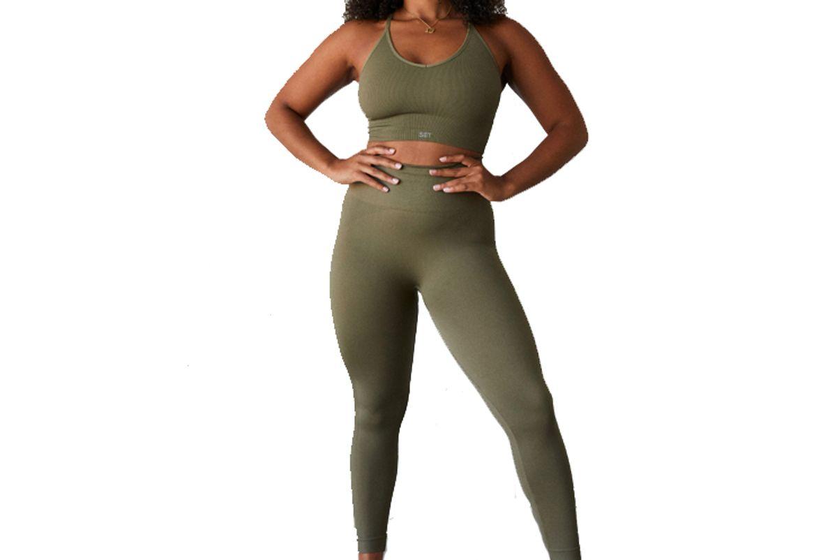 set active sculptflex leggings