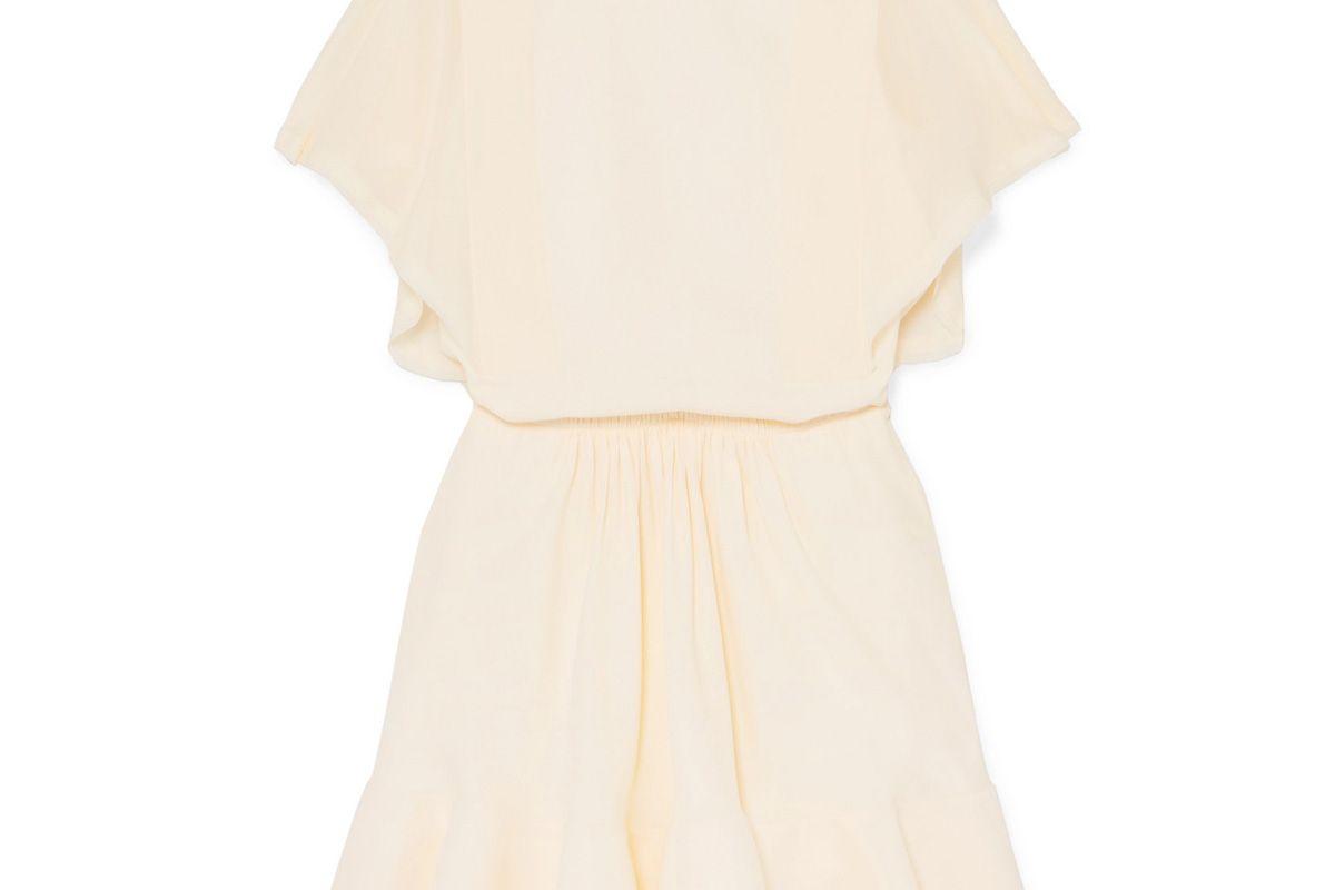 chloe cady mini dress