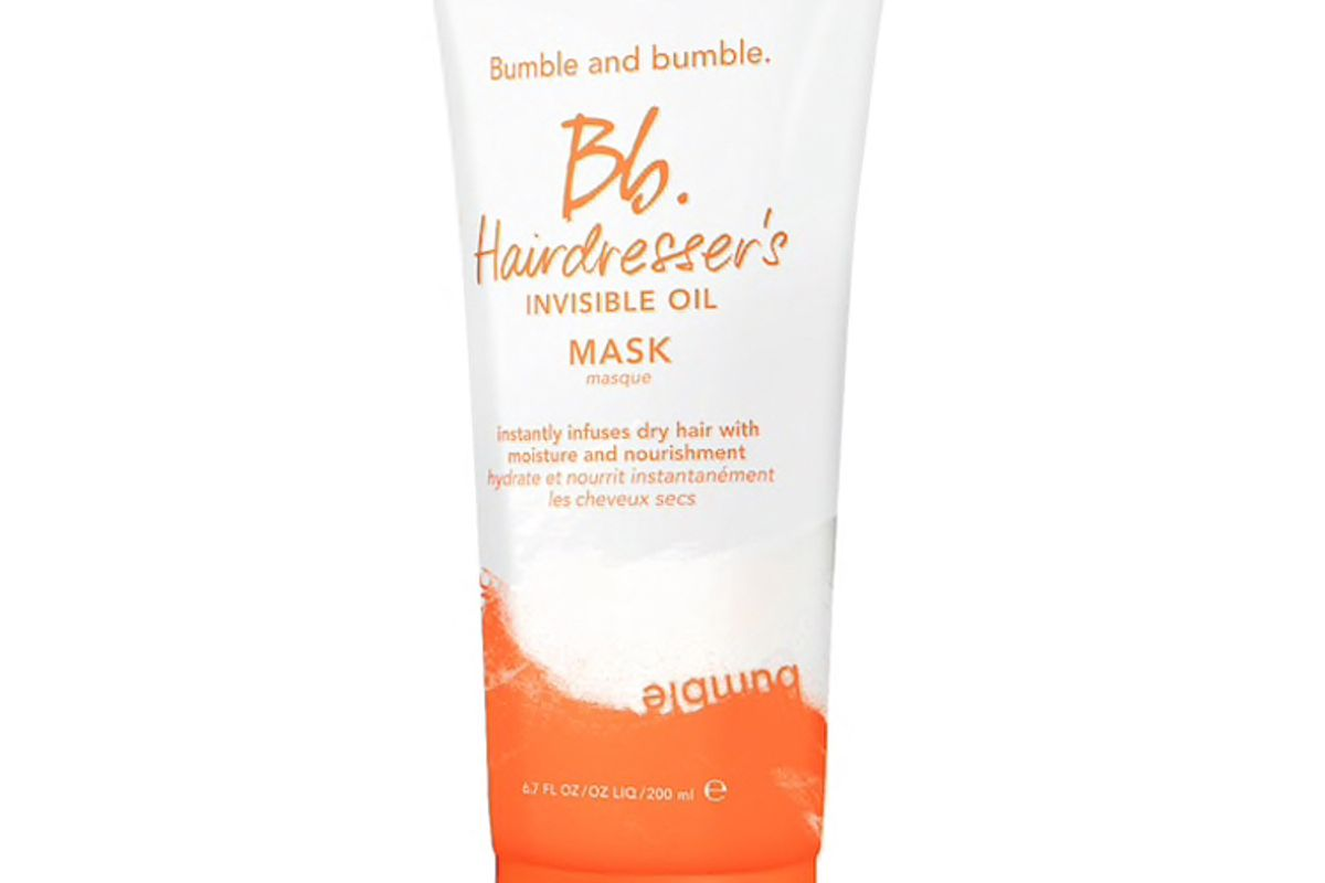 bumble and bumble hairdressers invisible oil 72 hour hydrating hair mask