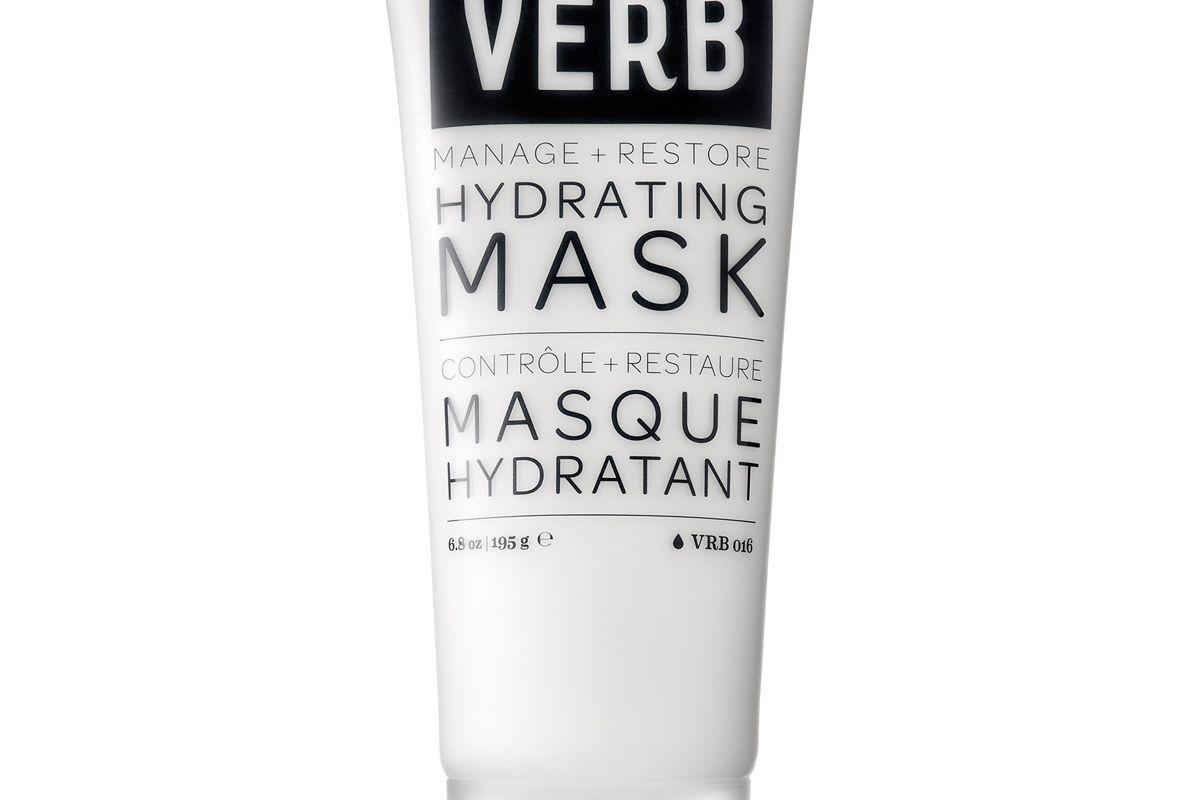 verb hydrating hair treatment mask