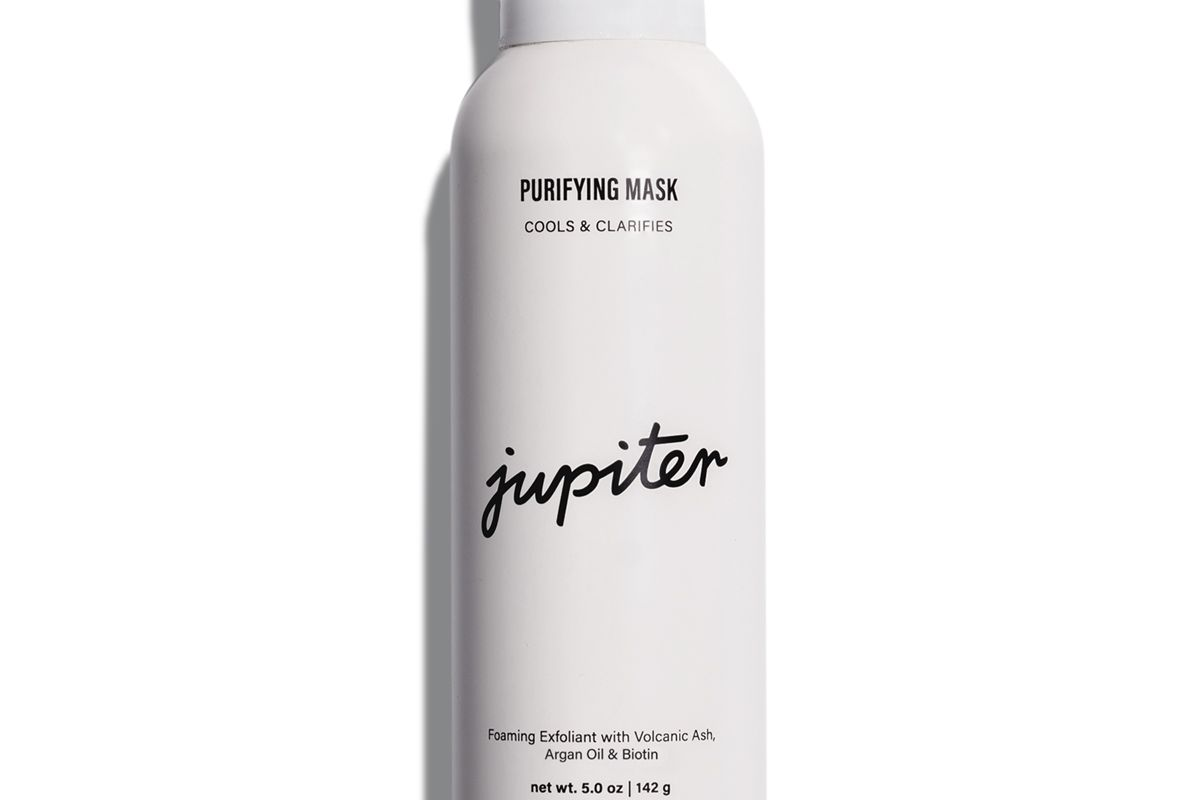 jupiter purifying mask