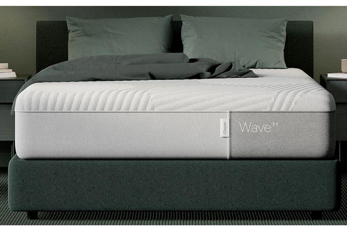 casper wave hybrid mattress