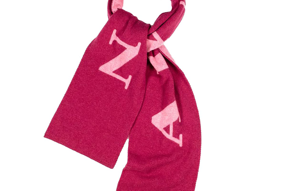 hades autumn macro scarf