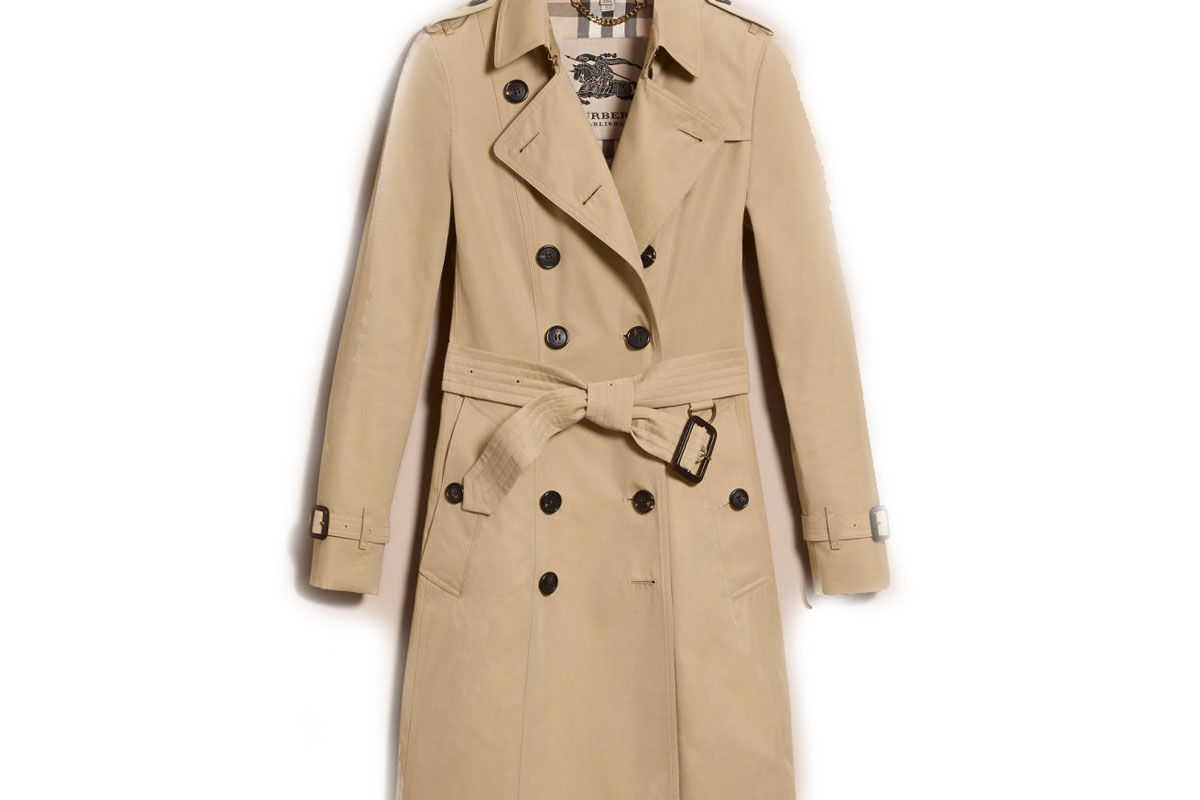 The Chelsea Long Heritage Trench Coat