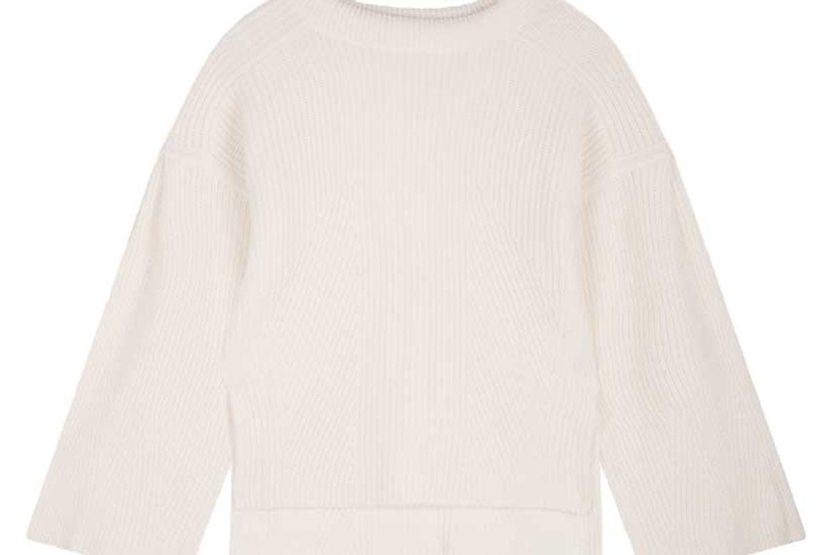loulou studio gargalo oversize sweater