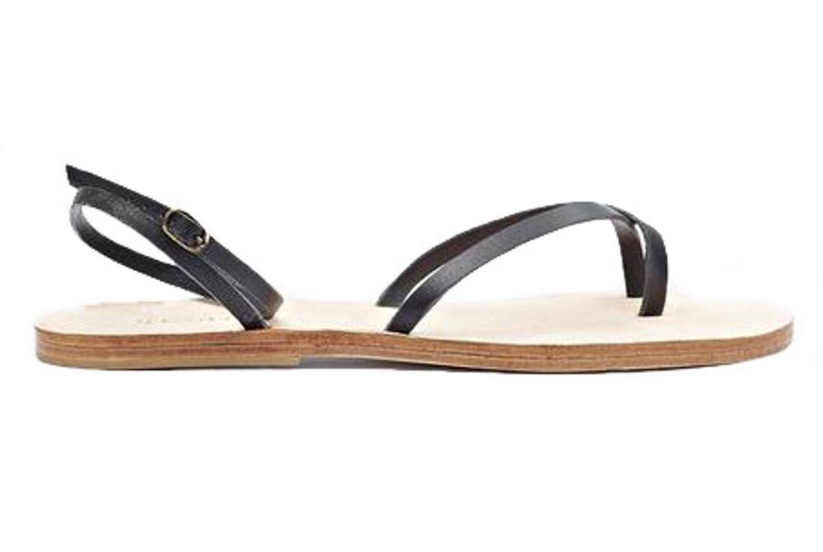 nisolo cora wrap sandal