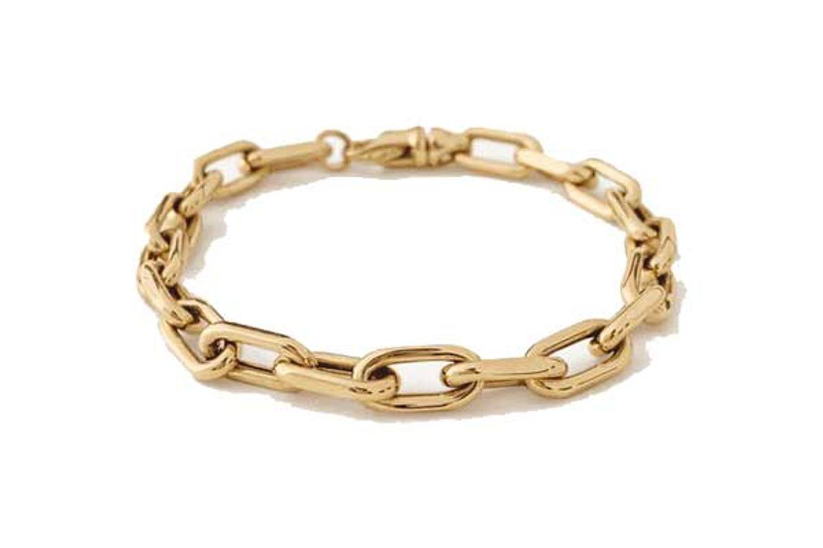 kinn mini link chain bracelet