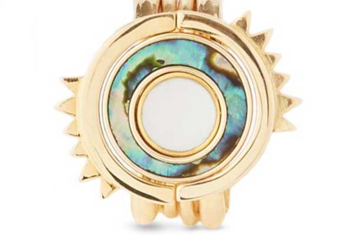 limnia solana 4 in 1 rings earrings