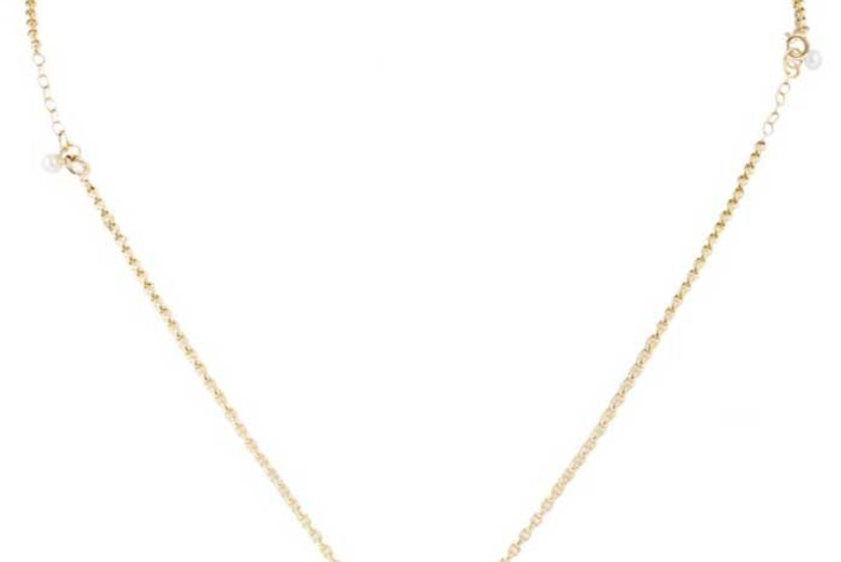 limnia helia necklace anklets