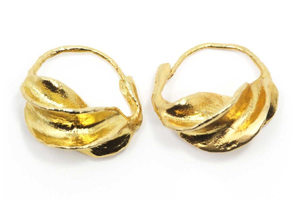 omi woods the classic fula earrings